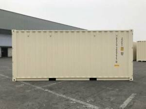 20' New/One Trip Container - Double Door Lease to Own (ON)