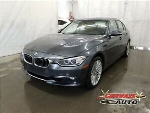BMW 3 Series 328i xDrive Cuir Toit Ouvrant MAGS AWD 2014