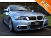 2009 09 BMW 3 SERIES 3.0 335D M SPORT 4D AUTO 282 BHP DIESEL