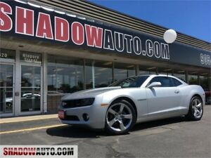 2013 Chevrolet Camaro 2LT- NAV-backup cam- cars loaded mustang,