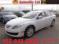 2013 Mazda 6 AUTO! EVERYONE APPROVED!!