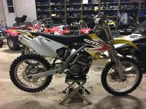 2004 Suzuki RMZ 250 - Rebuilt Engine - New tires