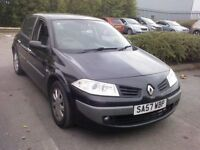 Renault MEGANE DYNAMIQUE-Finance Available to People on Benefits and Poor Credit Histories-