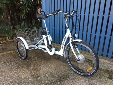 Electric Trike ( Adult Tricycle ) in Excellent Condition