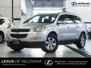 2009 Chevrolet Traverse FWD 2LT