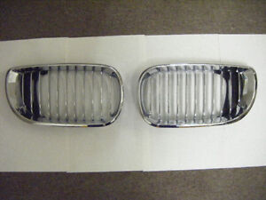 BMW Kidney Grille E46 3-Series 51137042962