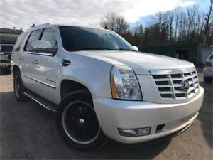 2007 Cadillac Escalade No-Accidents AWD 7-Pass Navi Leather Sunr