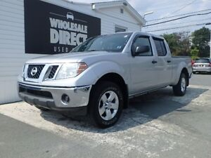 2011 Nissan Frontier TRUCK SV 4X4 5 PASSENGER 4.0 L