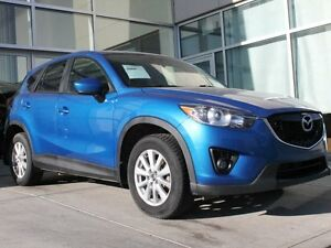 2013 Mazda CX-5 GS/MOON ROOF/HEATED FRONT SEATS/BACK UP MONITOR