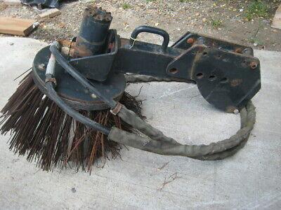 Bobcat Sweeper Hydraulic Broom Skid Steer Attachment