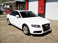 2009 Audi A4 QUATTRO/AWD/LEATHER/ROOF/LOW PAYMENTS