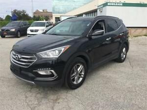 2017 Hyundai Santa Fe Sport Premium LEATHER+ PANORAMIC ROOF