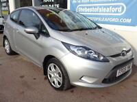 Ford Fiesta 1.25 ( 82ps ) 2009 Style + Full S/H Low miles 62k P/X Swap