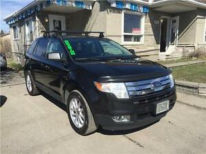 FORD EDGE  SEL 2010 ALL WHEEL DRIVE  TOIT PANO TOUT EQUIPE