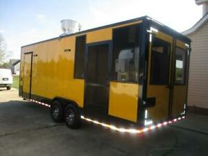 2018 FOOD DELIGHT Concession Trailer