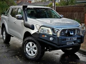 2015 Nissan Navara D23 ST Silver 7 Speed Sports Automatic Utility Prospect Prospect Area Preview