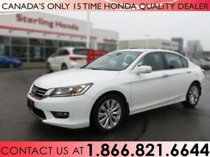 2015 Honda Accord Sedan EX-L | 1 OWNER | NO ACCIDENTS