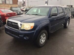 2007 Toyota Tacoma V6 | 4X4 | DOUBLE CAB | LONG BED | DIRECT LIN