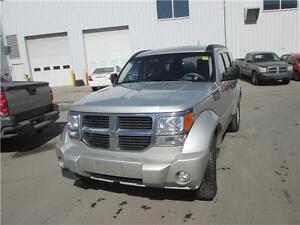 For sale trade or Financing :2008 Dodge Nitro awd Sunroof