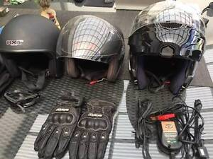 Motor Cycle Helmets & Accessories Mawson Lakes Salisbury Area Preview