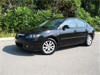 2008 Mazda3 101,000KM 5 SPEED - SUNROOF GET APPROVED TODAY!!