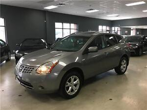 2010 Nissan Rogue SL'' AWD'' LEATHER'' ROOF'' NAV'' LOW KM