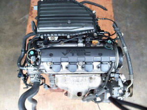 2001 2005 JDM ACURA EL 1.7L LOW MILEAGE VTEC ENGINE