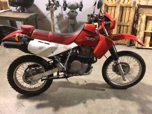 2007 HONDA XR650L