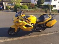 **REDUCED** Pristine Ducati Sports Tourer -Top spec - top condition