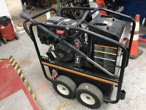 Laveuse Haute Pression Mi-T-M Hot water pressure washer