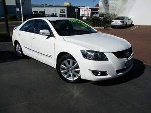 2009 Toyota Aurion GSV40R Touring White 6 Speed Sports Automatic Sedan Toowoomba Toowoomba City Preview