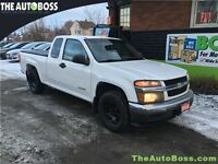 2005 Chevrolet Colorado LS Extended Cab CERTIFIED! WARRANTY!