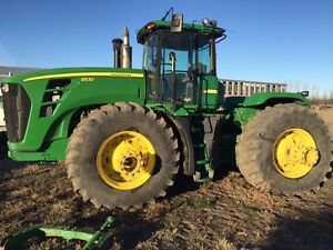 JD 9530 Tractor