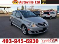 2011 MERCEDES B CLASS B200 LOW KMS PANORAMIC  ROOF