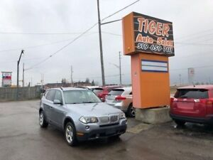 2007 BMW X3 3.0Si**AWD**PANO ROOF**CERTIFIED