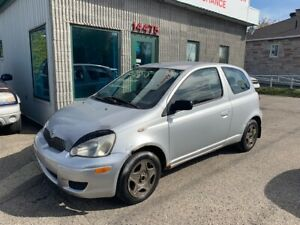 Toyota Echo 2004 + Transmission Automatique + 180 000 KM