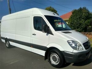 2012 Mercedes-Benz Sprinter NCV3 MY12 313CDI High Roof LWB 7G-Tronic White 7 Speed Sports Automatic Lidcombe Auburn Area Preview