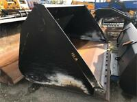 HLA extra high volume bucket for JCB