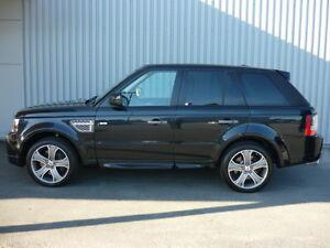 2011 Land Rover Range Rover Sport Autobiography