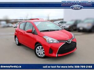 2016 Toyota Yaris LE AUTO HATCH BLUETOOTH HARD TO FIND!!!