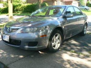 2006 Mazda Mazda6 Sport Sedan