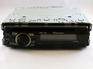 PIONEER DEH-1300MP CD PLAYER/MP3 IN DASH RECEIVER