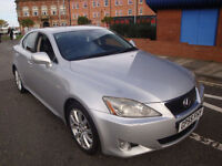 55 LEXUS IS 250 2.5 SE-L 4 DOOR/LEATHER/SNAV/REVERSE CAMERA