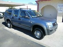2006 Holden Rodeo RA MY06 Upgrade LX Blue Mica 5 Speed Manual Crewcab South Nowra Nowra-Bomaderry Preview