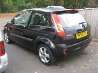 2006 FORD FIESTA 1.2 HATCH MOT 0CT/18 2 FORMER LADY OWNERS POSS/PART X