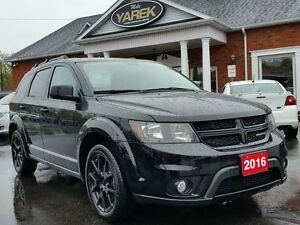 2016 Dodge Journey SXT, Tow Pkg, Heated Seats, Remote Start, Blu