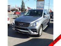 MERCEDES ML 350 4MATIC 2012 TOIT PANORAMIQUE GPS CAMERA RECUL+++