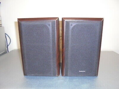 TECHNICS 2 WAY SPEAKER SYSTEM SB-HD51
