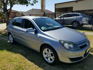 2005 Holden Astra AH MY05 CDX Gunmetal Grey Automatic Hatchback Yagoona Bankstown Area Preview