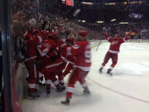 Detroit Red Wings Olympia Club Passes ALL Games $25 Windsor Region Ontario image 3